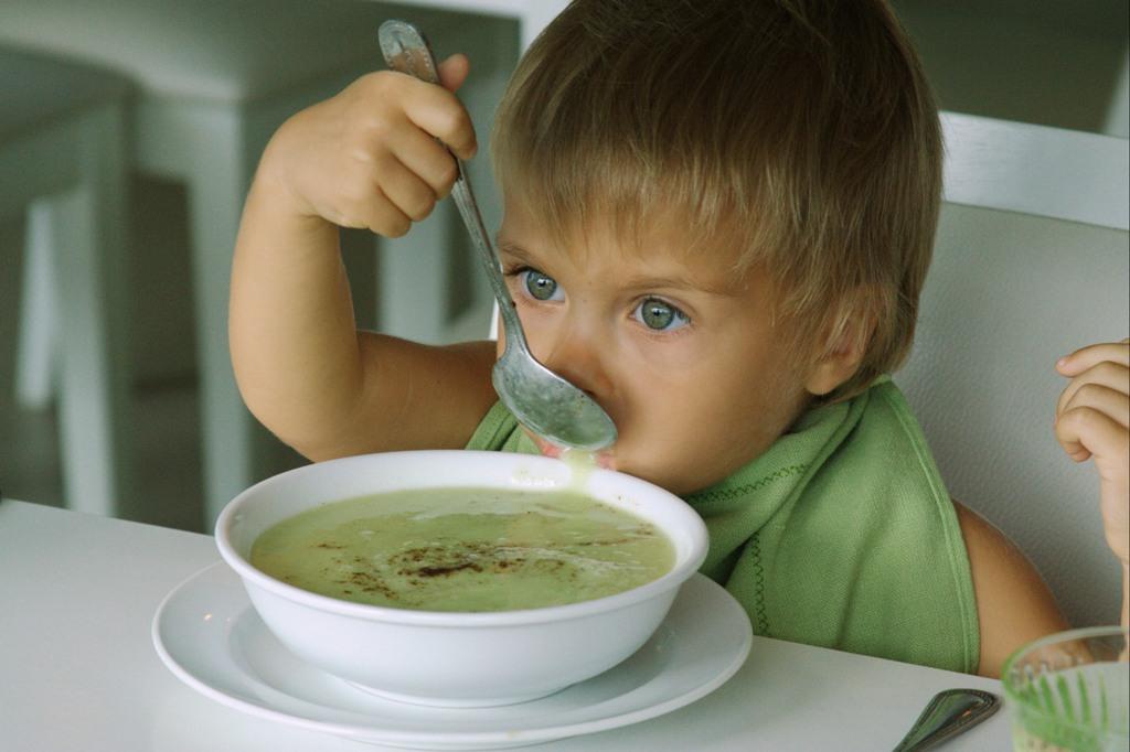 Как приготовить летний суп?