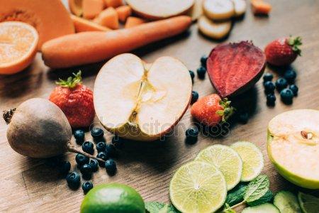"""Похудеть быстро на овощном и фруктовом салате """"Метелка""""."""