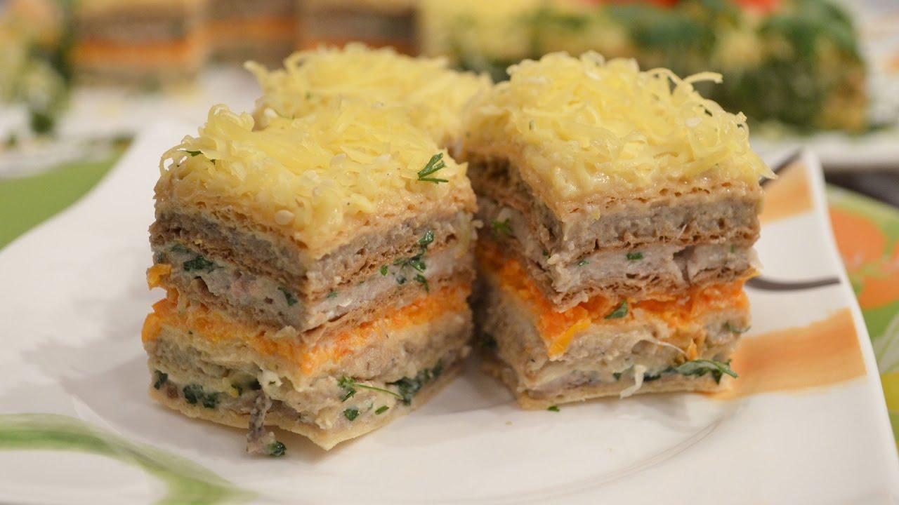Как приготовить быстро и вкусно рыбный слоенный пирог
