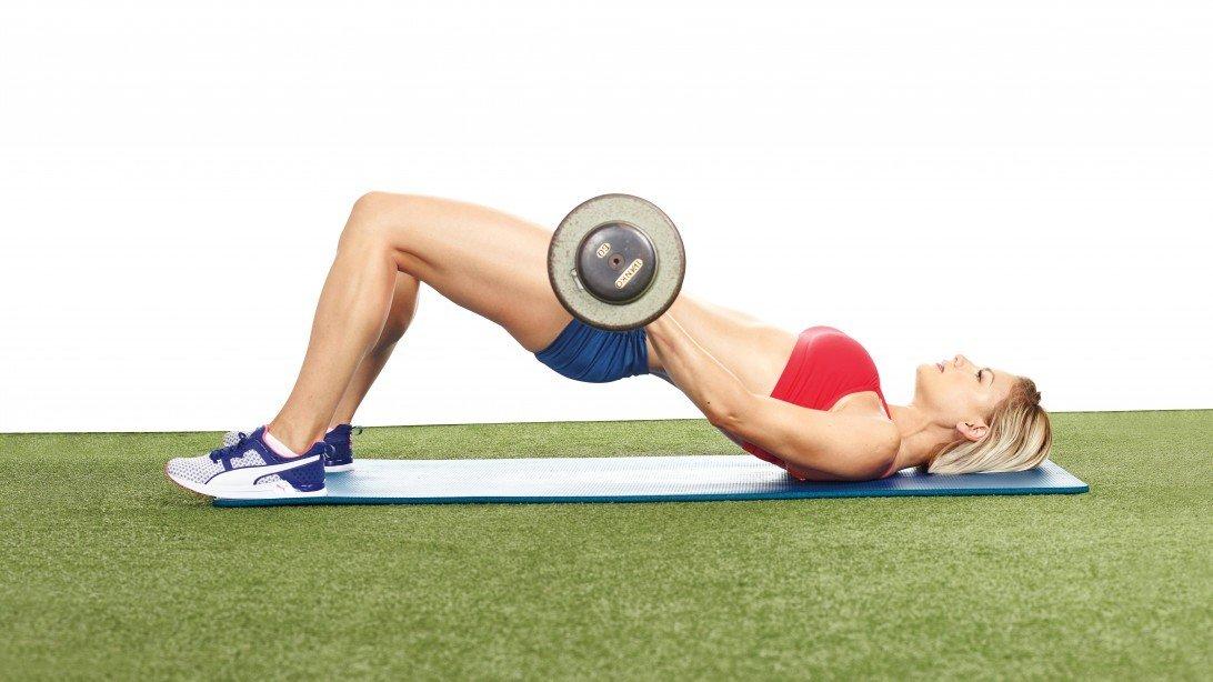 5 упражнений для подтяжки ягодиц