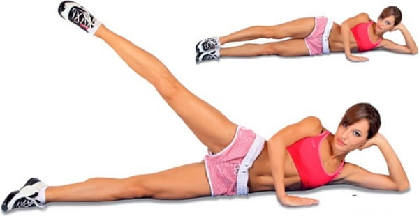 упражнения для подтяжки ягодиц