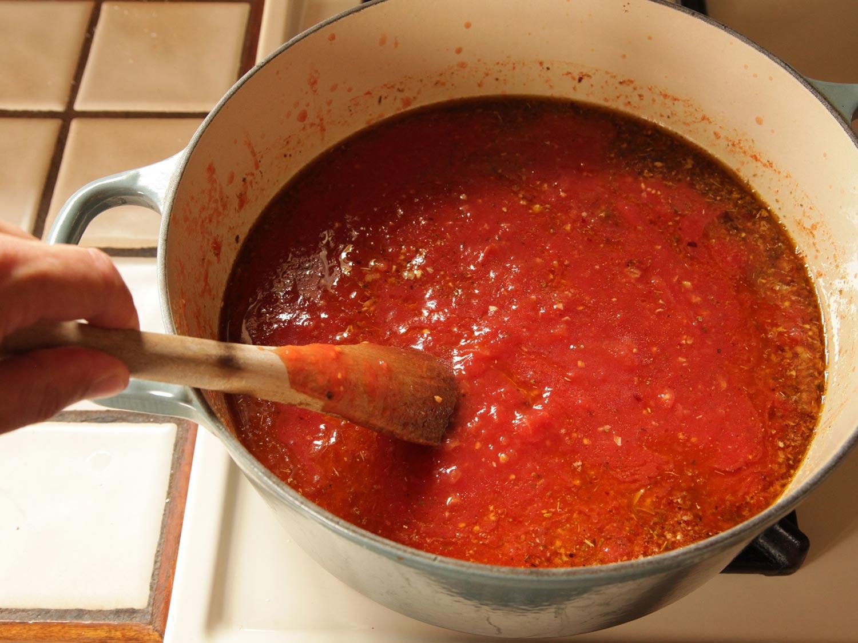 Сладкий кетчуп на зиму в домашних условиях