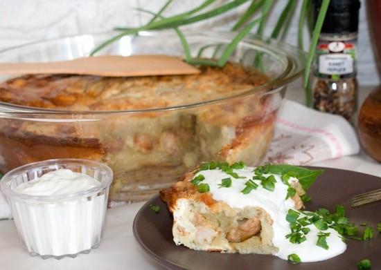 Готовить из картофеля: блинчики, картофельная бабка.