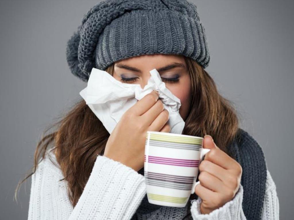 заболевание простуды