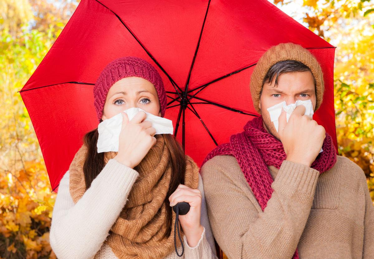 Что делать, если у вас заболевание простуды