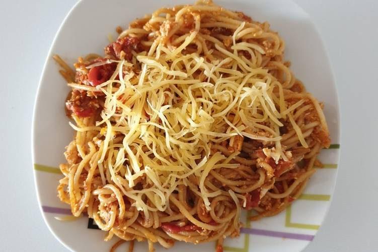 спагетти по-болгарски