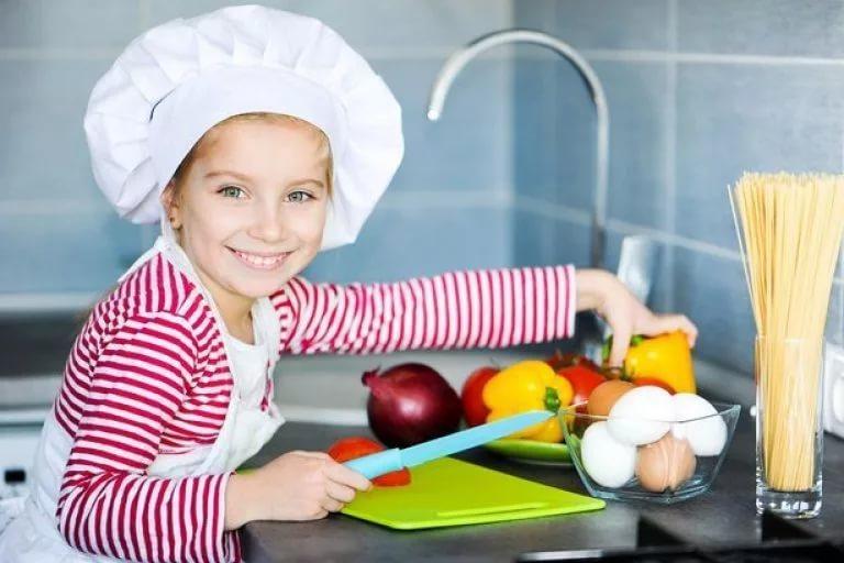 Как приготовить вкусную картошку школьнику?