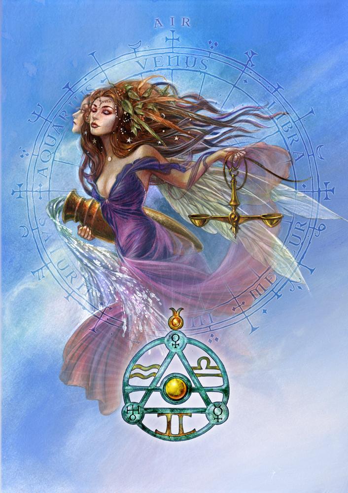 Стихия гороскоп