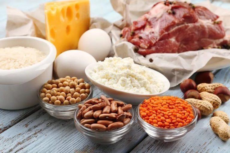 Белковая диета творог и яйца