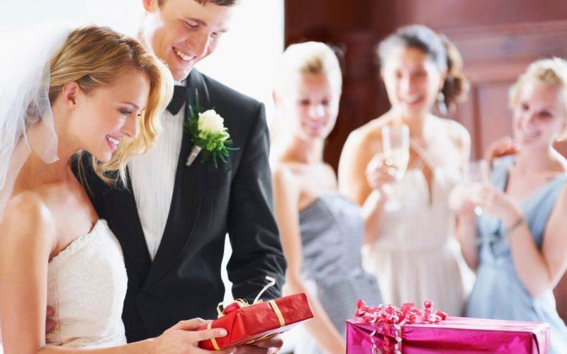 какой свадебный подарок