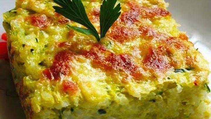 Запеканка с капустой и сыром