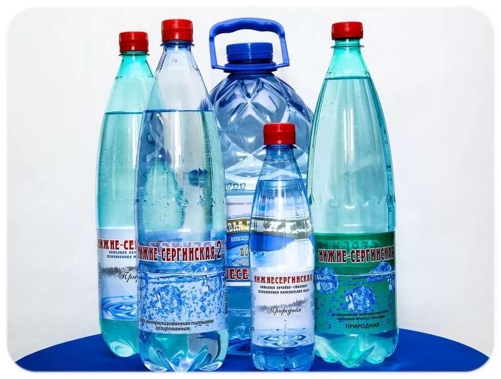 Лечение почек минеральной водой
