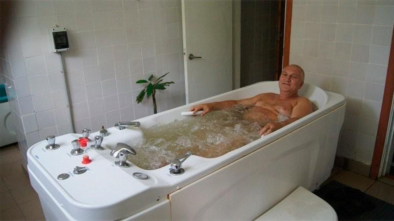 Лечебная ванна
