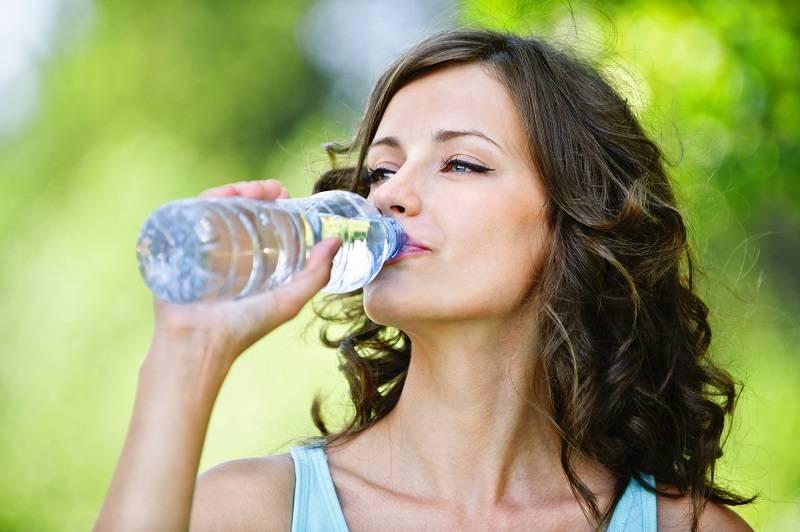лечим водой