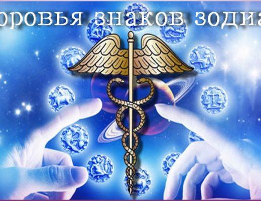 здоровье по знаку зодиака 2021