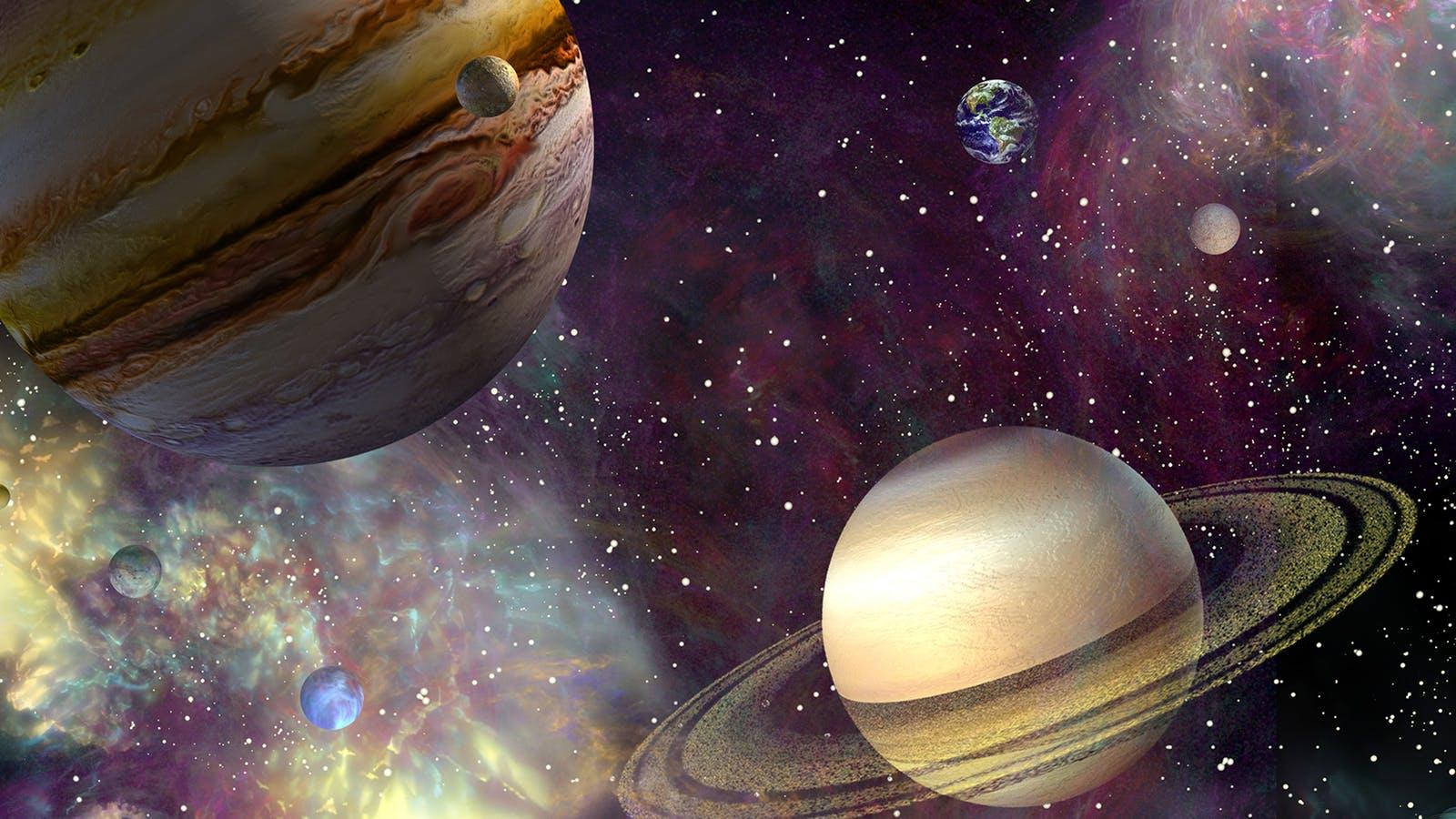 влияет Сатурн на человека